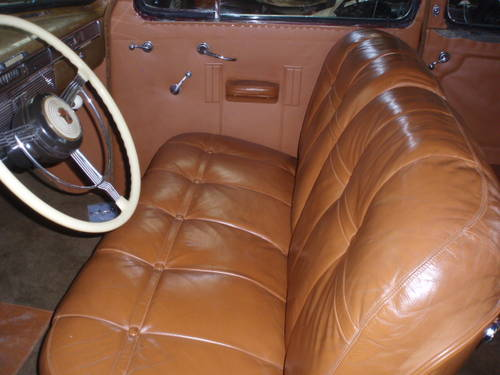 Mega Rare 1939 Cadillac Series 90 Coupe For Sale (picture 6 of 6)
