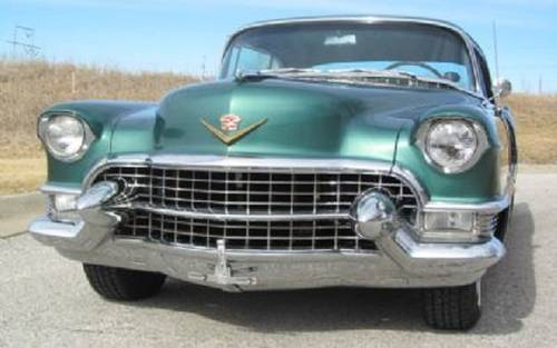 1955 Cadillac Coupe DeVille For Sale (picture 3 of 6)