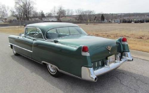 1955 Cadillac Coupe DeVille For Sale (picture 4 of 6)