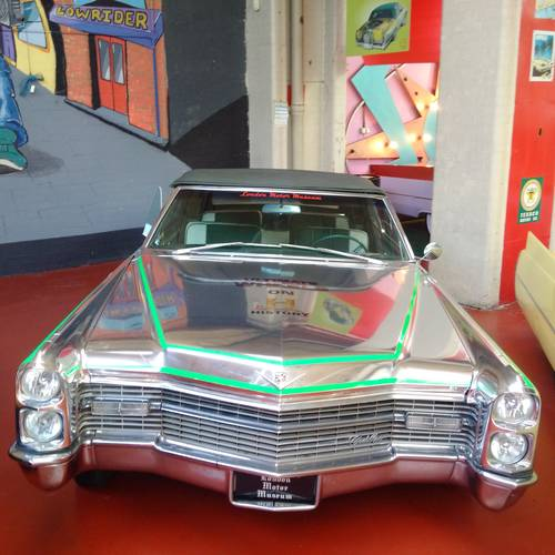 1966 Cadillac Deville Convertible Lowrider For Sale