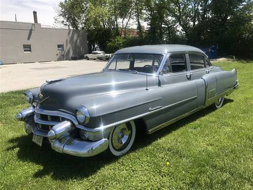 1953 Cadillac Fleetwood 4DR Sedan For Sale (picture 1 of 6)