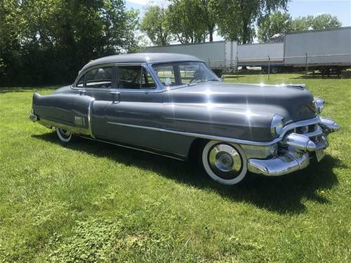 1953 Cadillac Fleetwood 4DR Sedan For Sale (picture 2 of 6)