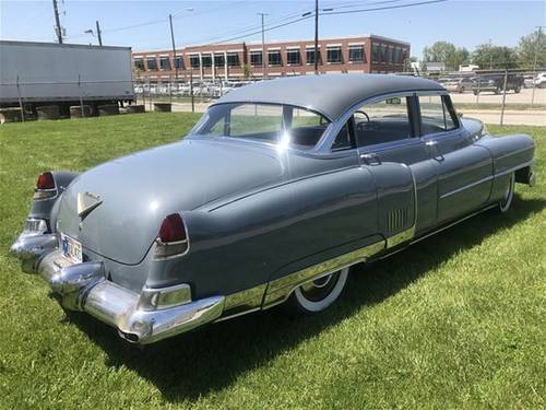 1953 Cadillac Fleetwood 4DR Sedan For Sale (picture 3 of 6)