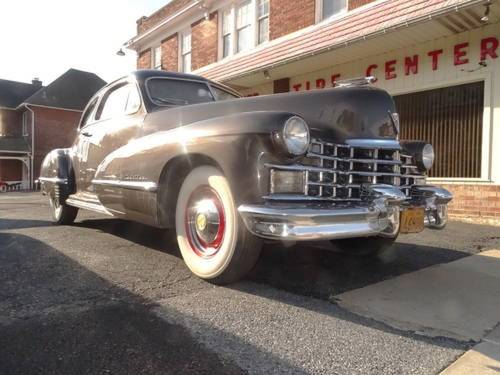 1947 Cadillac 61 Sedanette 2DR Fastback For Sale (picture 1 of 6)