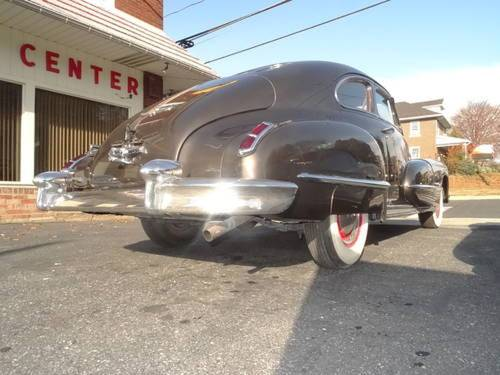 1947 Cadillac 61 Sedanette 2DR Fastback For Sale (picture 2 of 6)