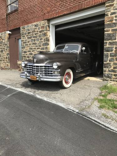 1947 Cadillac 61 Sedanette 2DR Fastback For Sale (picture 6 of 6)