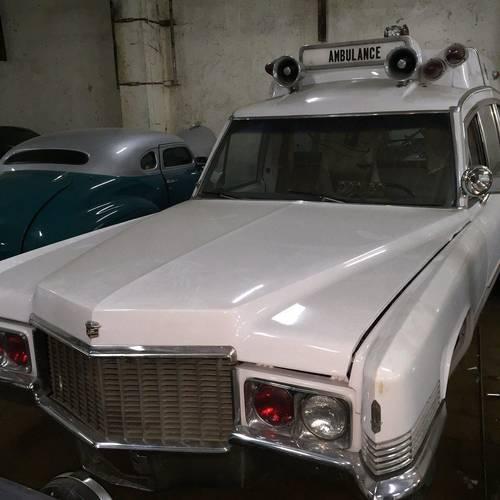 1970 Cadillac Ambulance For Sale