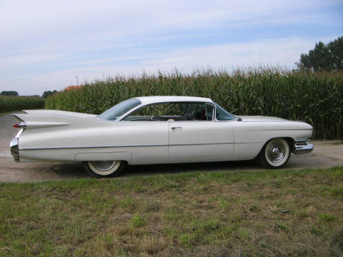 Cadillac coupe deville 1959(40.000 euro) For Sale (picture 1 of 6)