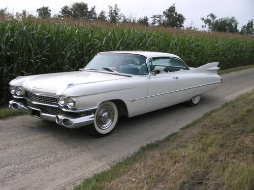 Cadillac coupe deville 1959(40.000 euro) For Sale (picture 2 of 6)