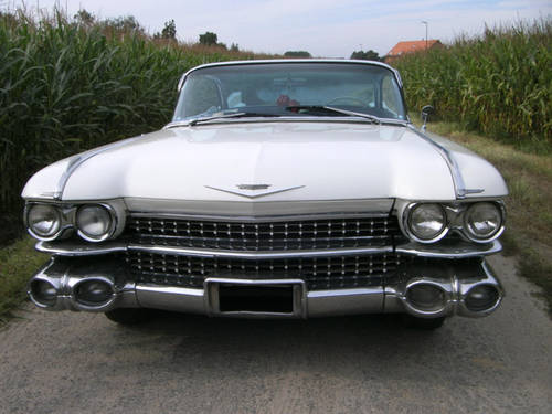 Cadillac coupe deville 1959(40.000 euro) For Sale (picture 3 of 6)