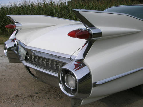 Cadillac coupe deville 1959(40.000 euro) For Sale (picture 5 of 6)