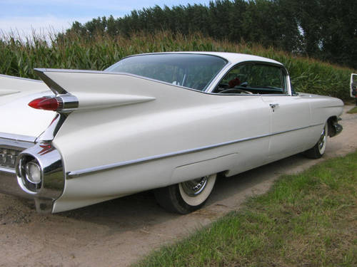 Cadillac coupe deville 1959(40.000 euro) For Sale (picture 6 of 6)