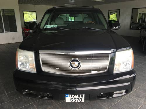 2003 2002 Cadillac Escalade EXT 6.0 V8 For Sale (picture 2 of 6)