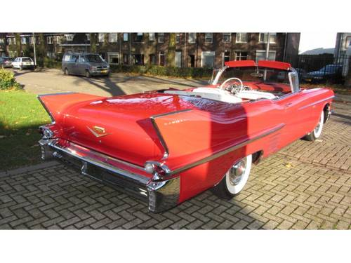 Cadillac Conv 1958 New Car & 55 USA Classics For Sale (picture 2 of 6)