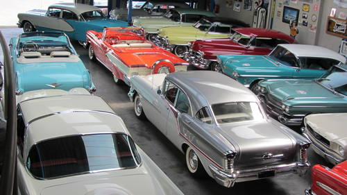 Cadillac Conv 1958 New Car & 55 USA Classics For Sale (picture 6 of 6)