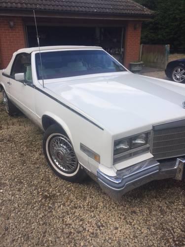 1985 Cadillac Eldorado Convertible For Sale (picture 2 of 6)