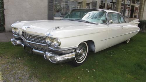 Cadillac Coup de Ville 1959 & 50 USA Classics For Sale (picture 2 of 6)