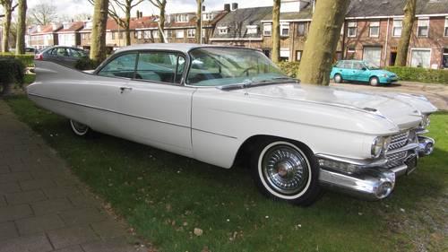 Cadillac Coup de Ville 1959 & 50 USA Classics For Sale (picture 4 of 6)