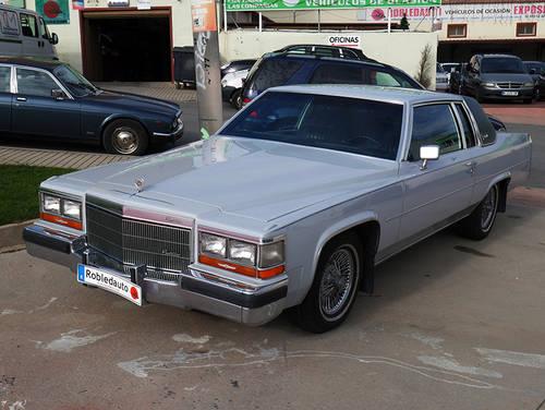 1981 Cadillac Coupé DeVille For Sale (picture 1 of 6)