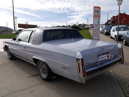 1981 Cadillac Coupé DeVille For Sale (picture 2 of 6)