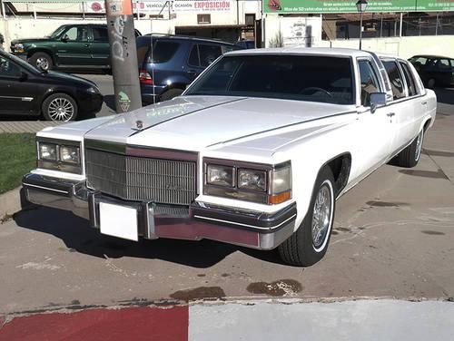 1984 Cadillac DeVille Limousine For Sale (picture 1 of 6)