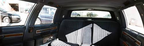 1984 Cadillac DeVille Limousine For Sale (picture 4 of 6)