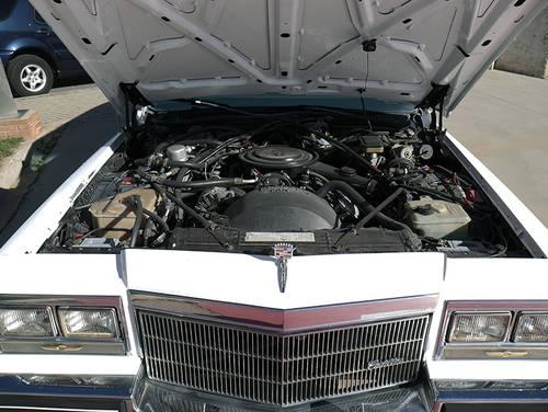 1984 Cadillac DeVille Limousine For Sale (picture 6 of 6)