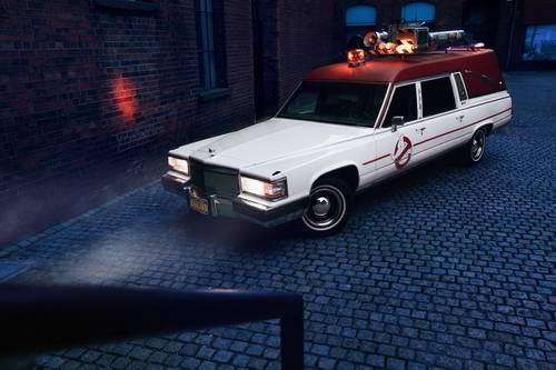 1972 Cadillac Ambulance For Sale
