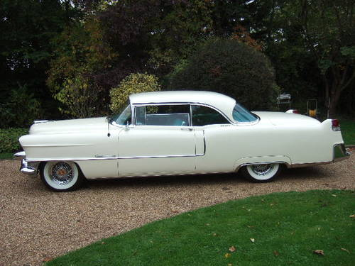 1955 Cadillac Coupe de Ville showroom quality For Sale (picture 2 of 6)