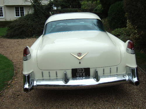 1955 Cadillac Coupe de Ville showroom quality For Sale (picture 4 of 6)