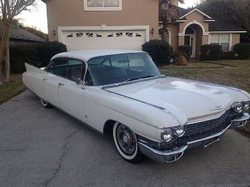 1960 Cadillac Fleetwood 4DR HT SOLD (picture 2 of 6)