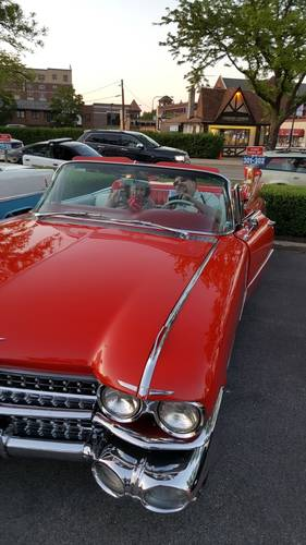 1959 Cadillac 62 Convertible For Sale (picture 3 of 5)