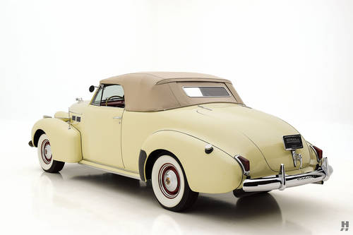 1940 Cadillac Series 62 Convertible Coupe SOLD (picture 4 of 6)