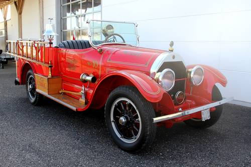 1919 Cadillac Typ 57 +++ Firetruck For Sale (picture 1 of 6)