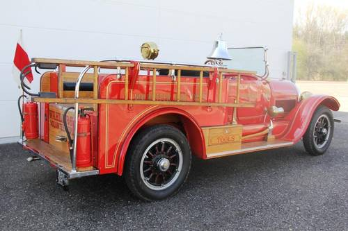 1919 Cadillac Typ 57 +++ Firetruck For Sale (picture 2 of 6)