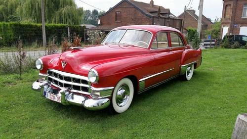 1949 Cadillac '49 Sedan For Sale (picture 1 of 6)