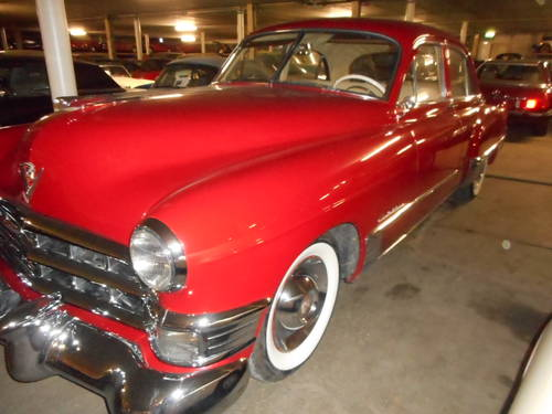 1949 Cadillac '49 Sedan For Sale (picture 2 of 6)