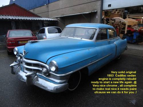 1949 Cadillac '49 Sedan For Sale (picture 6 of 6)