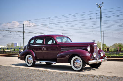 1937 LaSalle Series 50 For Sale (picture 2 of 6)