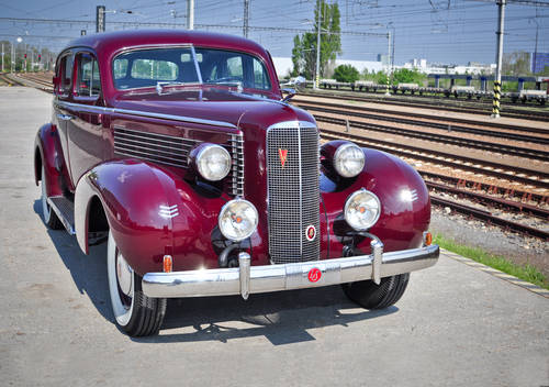 1937 LaSalle Series 50 For Sale (picture 3 of 6)