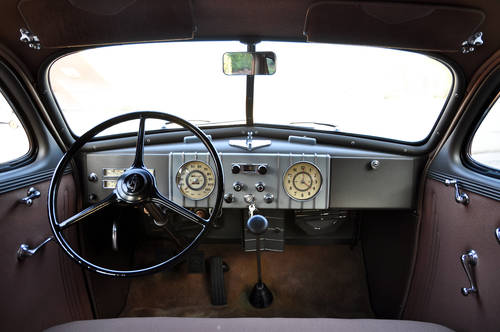 1937 LaSalle Series 50 For Sale (picture 4 of 6)