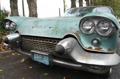 Cadillac Eldorado Brougham 1958 Barnfind! For Sale (picture 1 of 6)