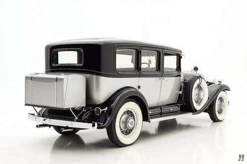 1930 Cadillac V16 Limousine SOLD (picture 3 of 6)