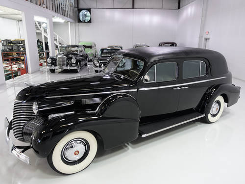 Howard Hughes' 1940 Cadillac Fleetwood Series 75 For Sale (picture 2 of 6)