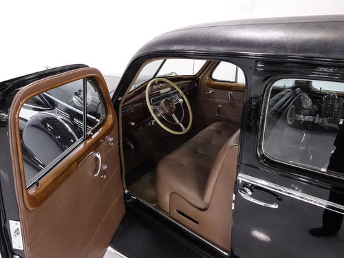 Howard Hughes' 1940 Cadillac Fleetwood Series 75 For Sale (picture 3 of 6)