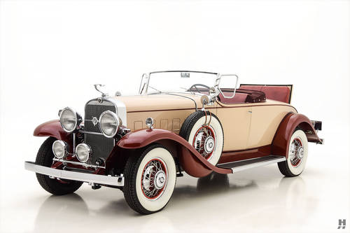 1931 Cadillac 355A Roadster SOLD (picture 1 of 6)