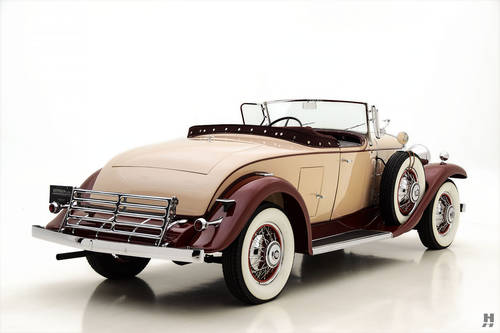 1931 Cadillac 355A Roadster SOLD (picture 3 of 6)