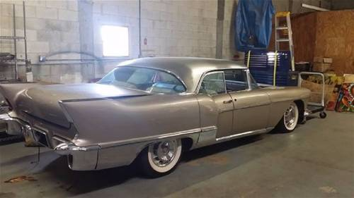 1958 Cadillac Eldorado Brougham 4DR HT For Sale (picture 2 of 6)