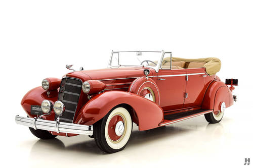 1935 Cadillac 355D Phaeton SOLD (picture 1 of 6)