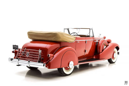 1935 Cadillac 355D Phaeton SOLD (picture 3 of 6)